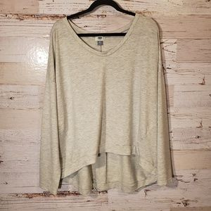 Old Navy comfy long sleeve top